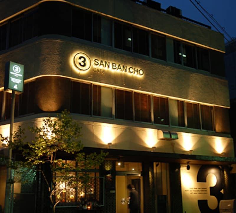 SAN BAN CHO cafe外観
