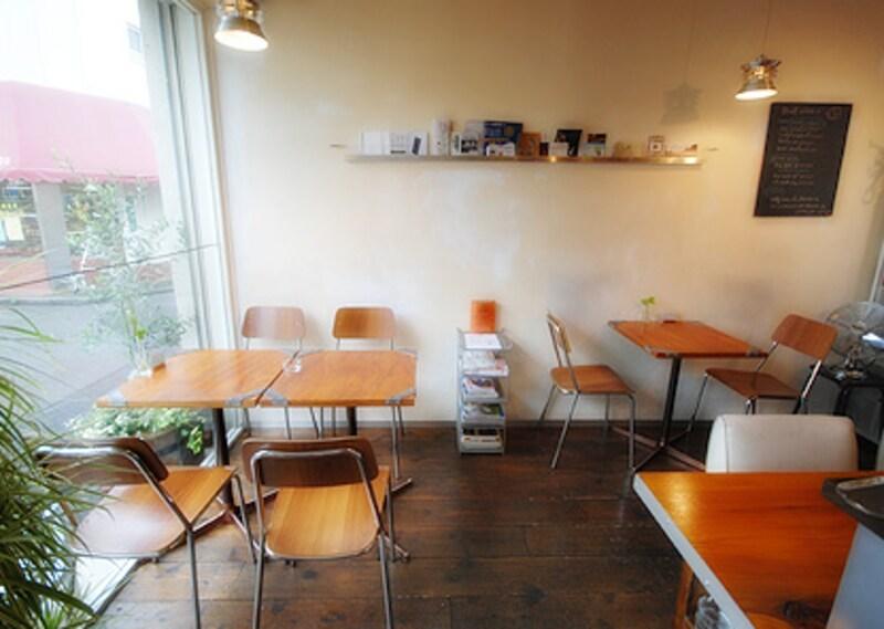 ルーフ店内写真