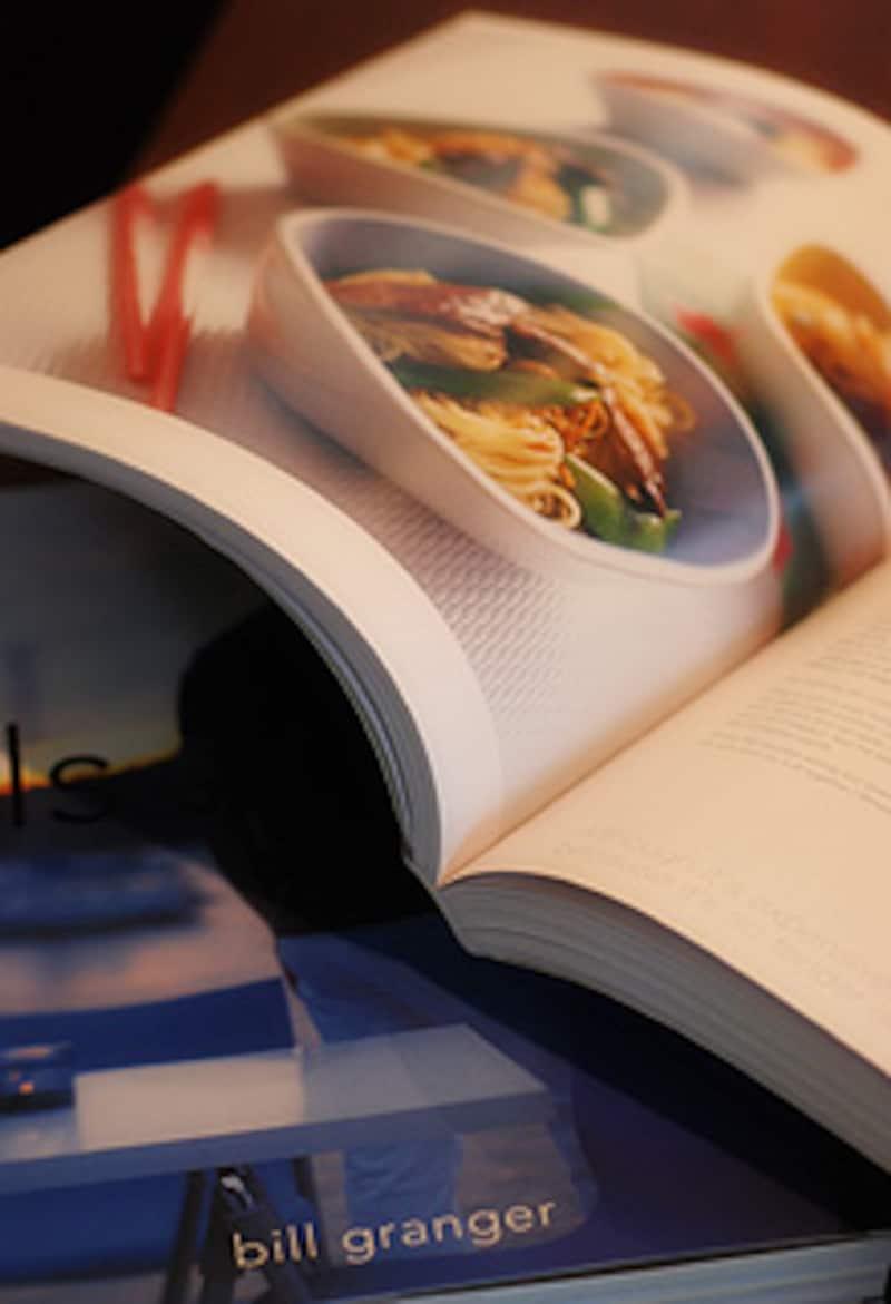 レシピブックの写真