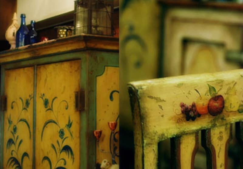 カフェの家具の写真