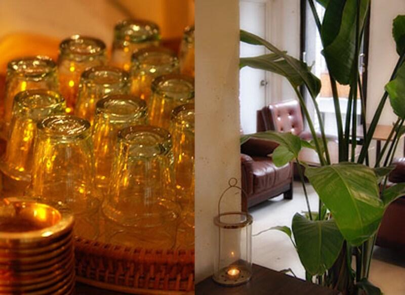cafe viet arcoの店内写真