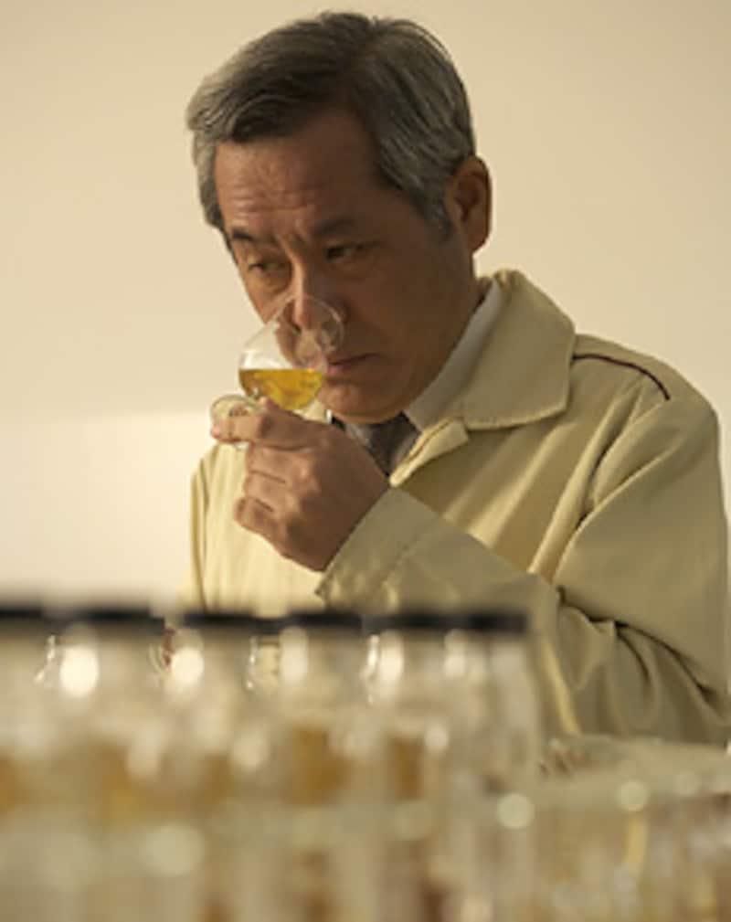 輿水精一チーフブレンダー
