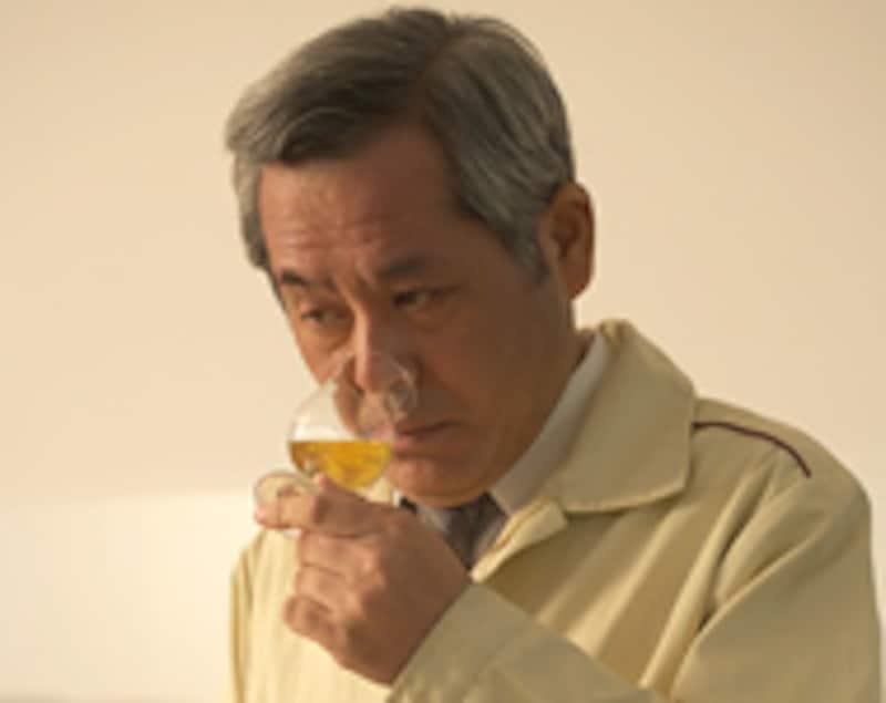 サントリーチーフブレンダー輿水精一氏