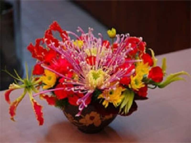 9月9日・重陽の節句・菊の節句 オリエンタルな菊