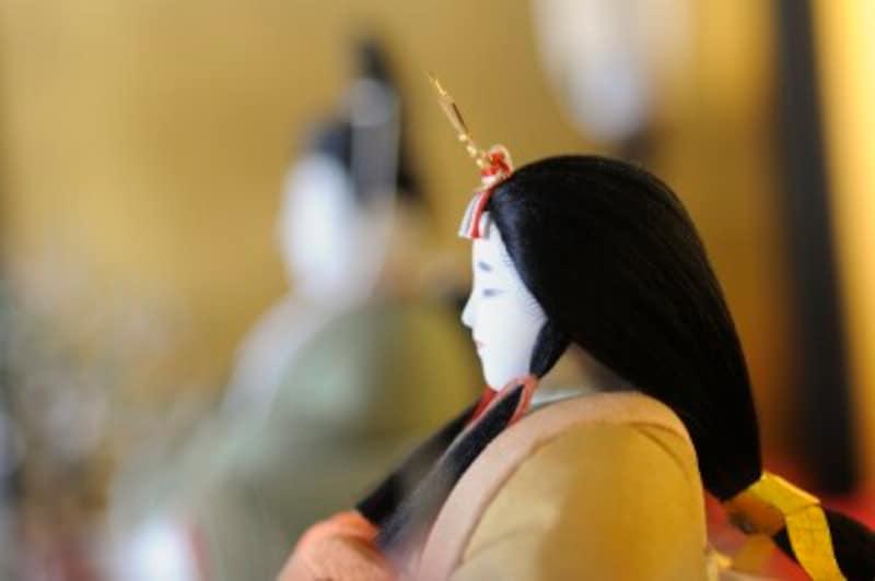 重陽の節句にひな人形を飾る「後の雛」という風習があります