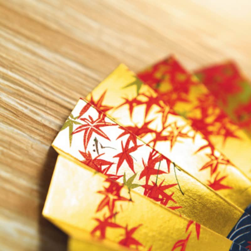 鬼女・紅葉が舞う「紅葉狩」は、立ち回りも多くダイナミック!能の初心者でも楽しめる演目として人気があります。秋に上演されることが多いので、能に親しむきっかけにどうぞ