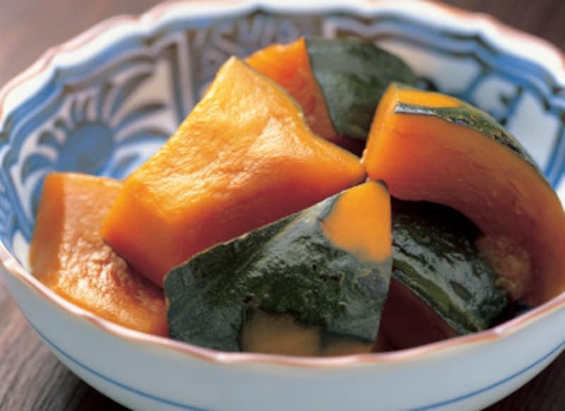 冬至の食べ物…かぼちゃ