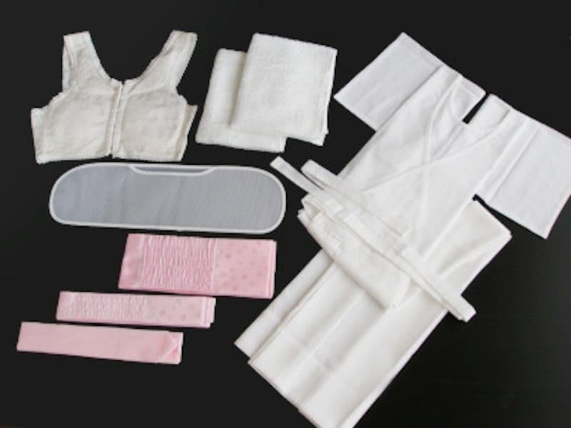 浴衣の着付けに準備するもの