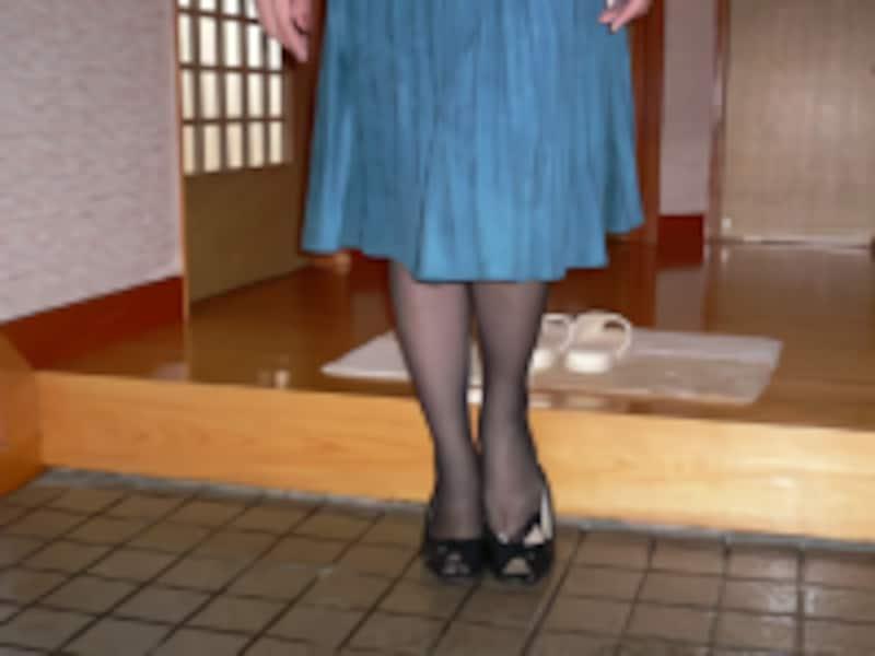 後ろを向いて靴を脱ぐのはNG/靴やブーツの脱ぎ方・置き方