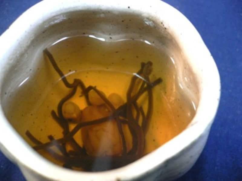 福茶の作り方・レシピ・由来 節分の残りの豆で!