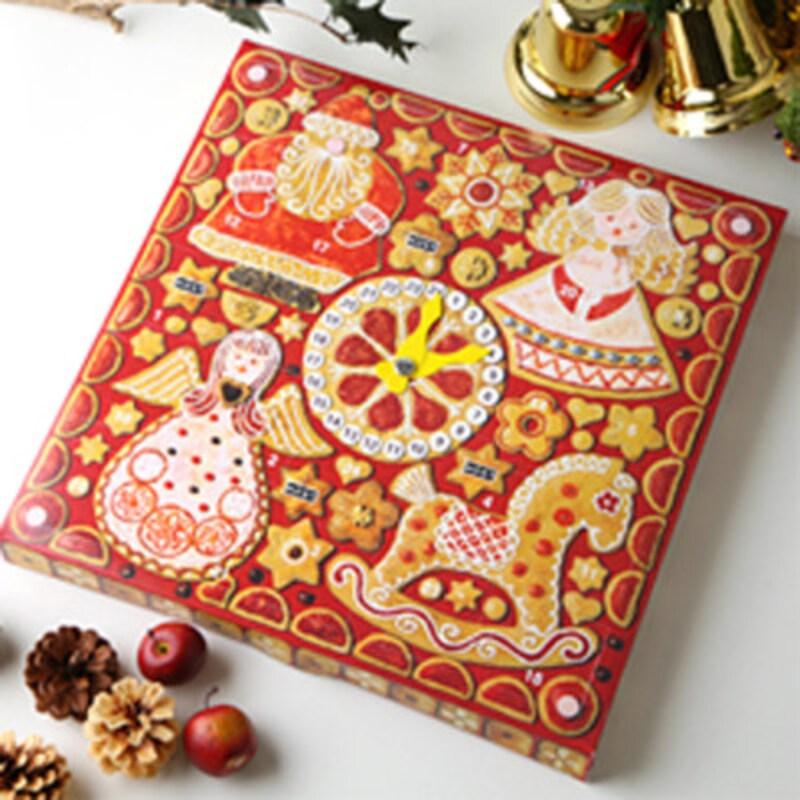 クリスマスに向け人気のアドベントカレンダーとは?(写真は、ドイツの老舗「MOST」のアドベントカレンダーです)
