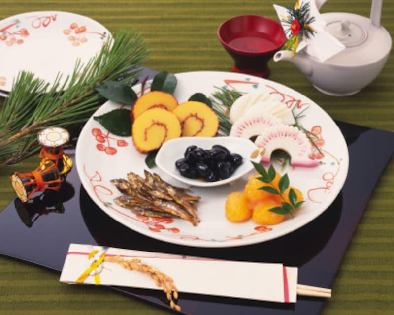 御節料理はさまざまな節供料理のことでしたが、重要な正月料理を指すようになりました