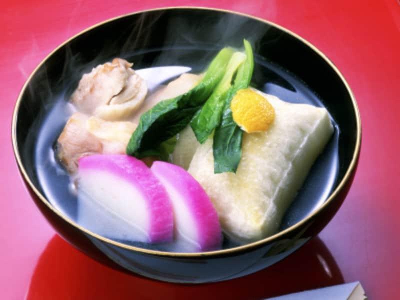 東京のお雑煮
