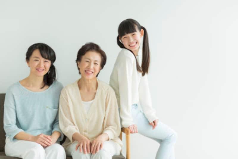 日本の母の日はアメリカから伝わりました