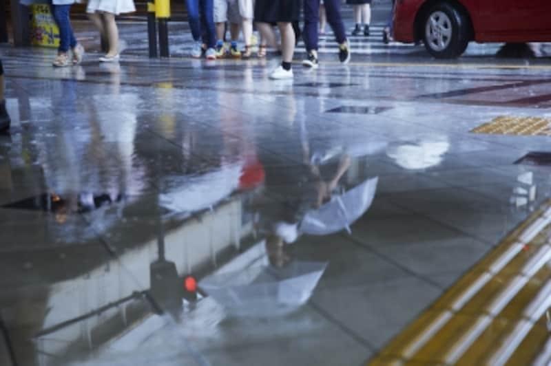 梅雨は日本(北海道と小笠原諸島を除く)だけでなく、中国や韓国など東アジアの地域にみられます。北海道でも、俗に「蝦夷梅雨」と呼ばれるものがありますが、それは梅雨前線のしわざではなく長続きもしないため、梅雨には入りません
