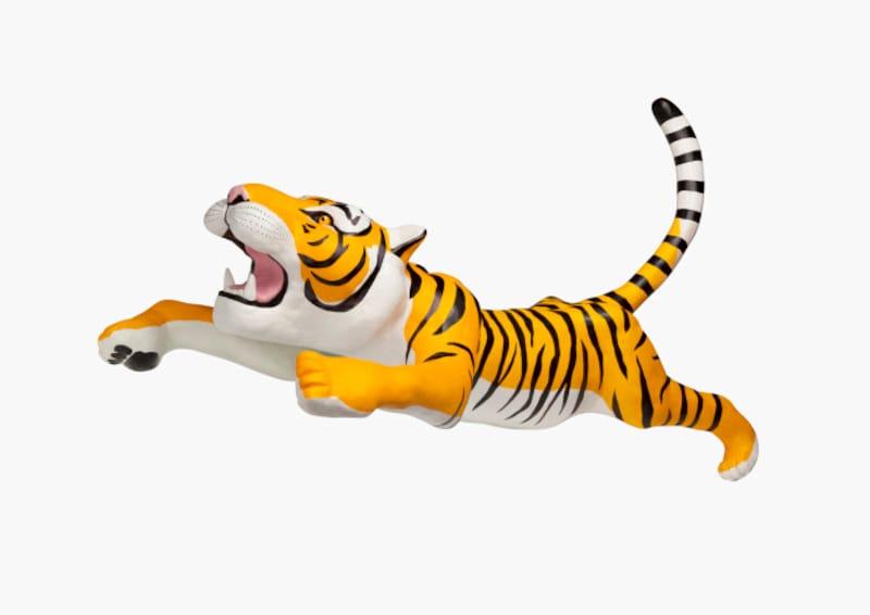 虎は、勇猛果敢な人、恐れ重んじられている人の比喩に使われることも多い