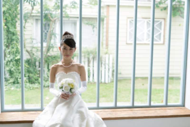 花嫁のダイエット・ウェディングドレスが似合う体型とは