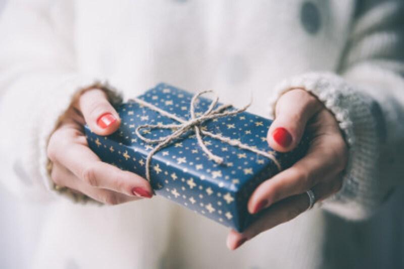 プレゼントを贈る側とプレゼントの中身のバランスが大事!