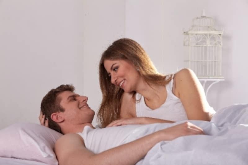 女性のほうから既成事実に持ち込もうとしたときに、キッパリと相手を諦めさせる行動ができる男性もいる。