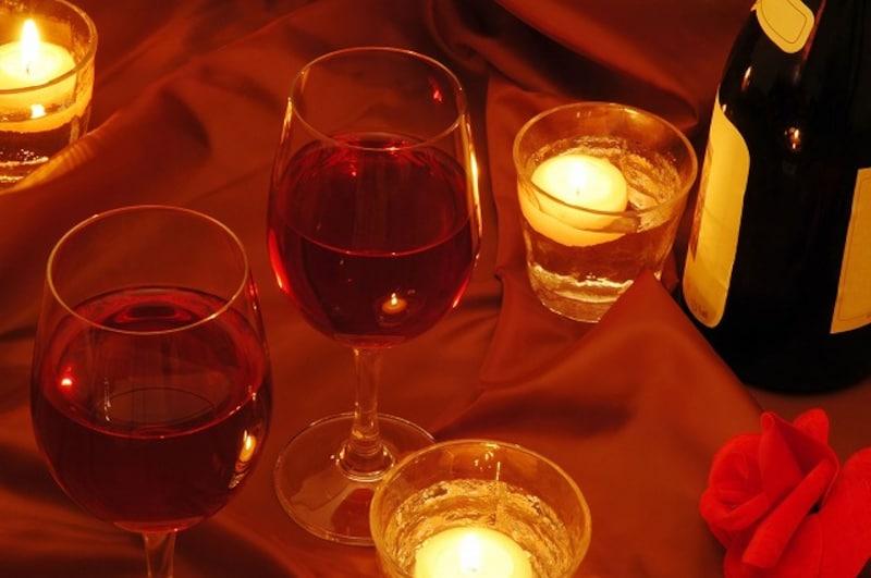 プレゼントしたお酒を一緒に楽しみたい