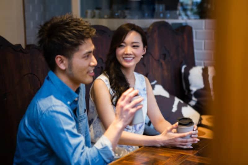男のモテ力は何気ない会話の中に表れる。