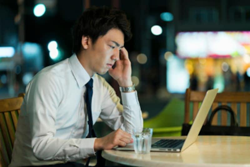 素敵な男の人はたいてい忙しいもの、20代後半~30代の男性は、文字通り働き盛り