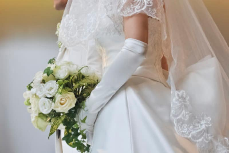 逆身長差カップルの結婚式、実際はどう?