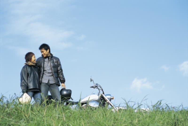 バイク好き男性と相性のいい女性とは、果たしてどんな女性なのでしょう?