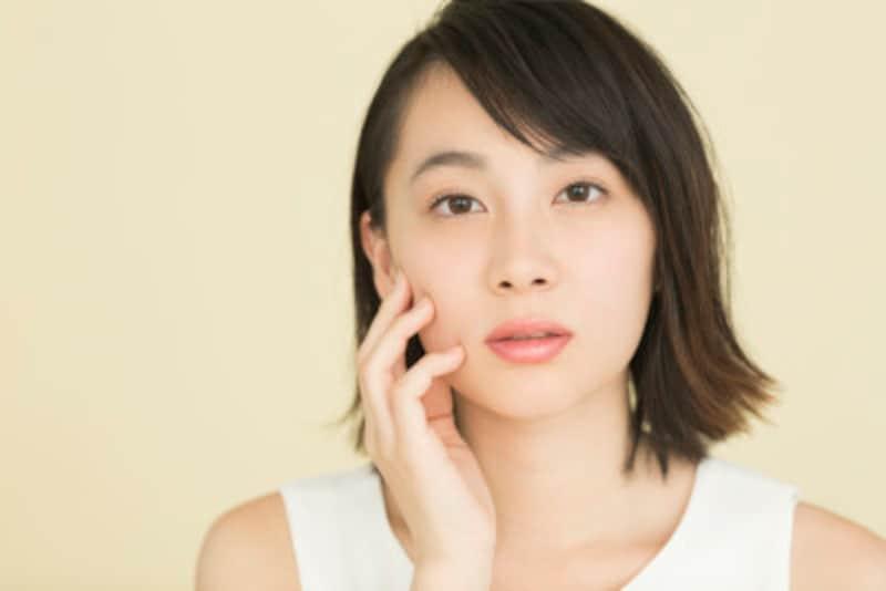唇の閉じ方:無意識の時に唇が薄っすら開いている人の性格