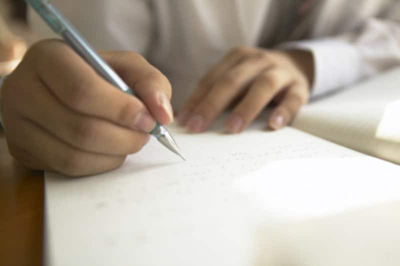 手書きの文字には、その人の性格や心理状態が表れるものです
