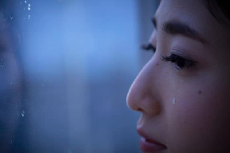 あなたの泣くツボはどんなときですか?
