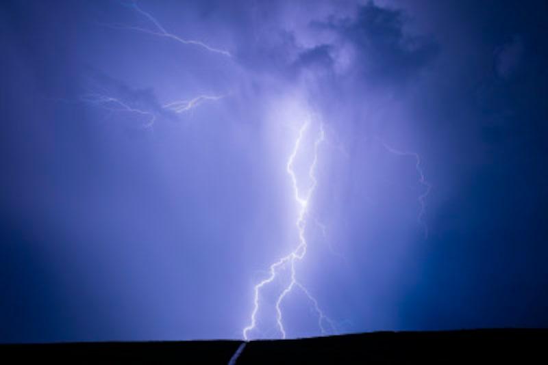 恐怖心:雷