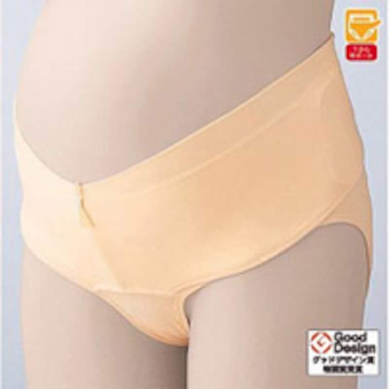 腰痛を軽減する為の妊婦用マタニティガードル。