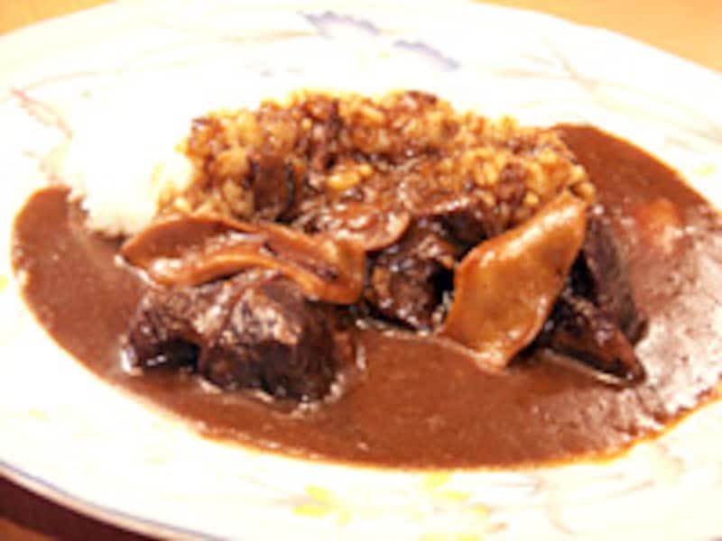 北海道産黒毛和牛カレー