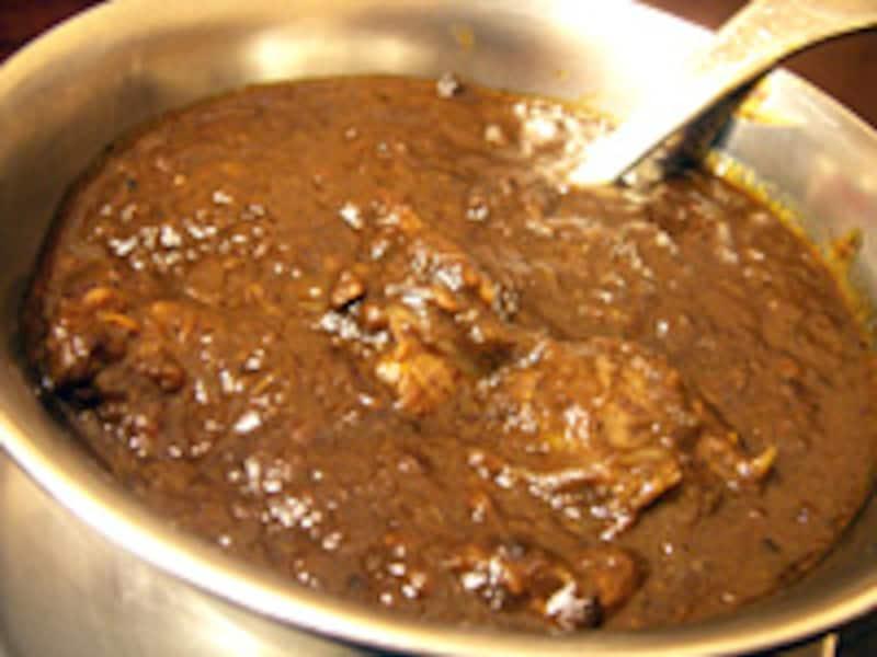 和牛ビーフジャワカレー (辛口)