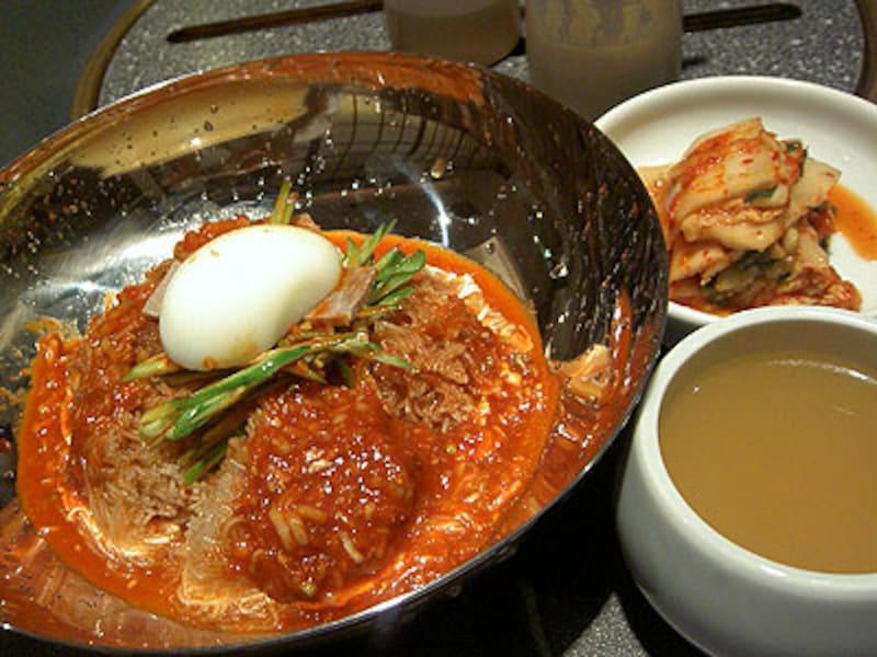 ピビム冷麺