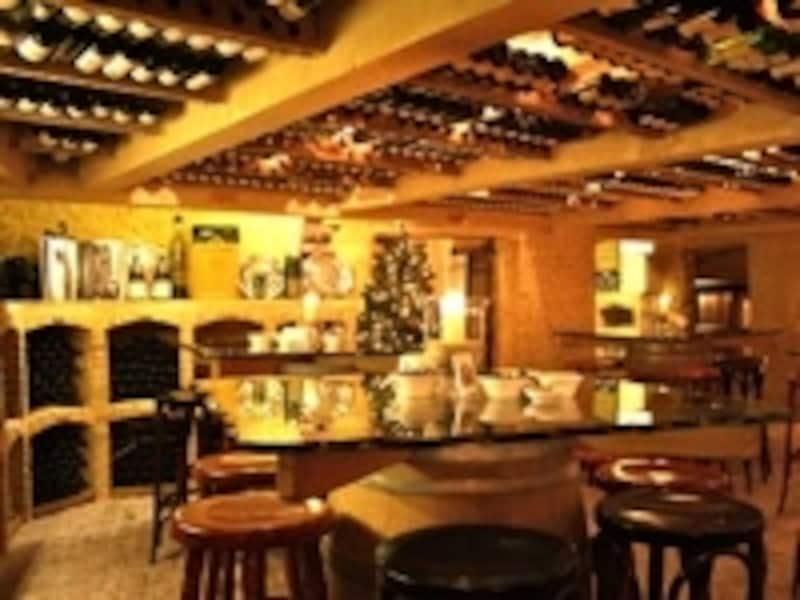 世界のワインが集まる「HuisdeColvenier」