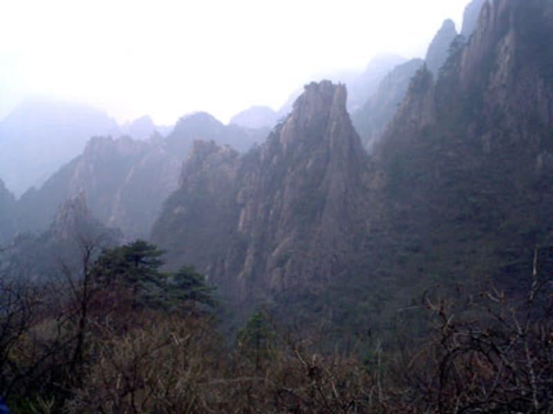 仙境と謳われる神聖なる黄山