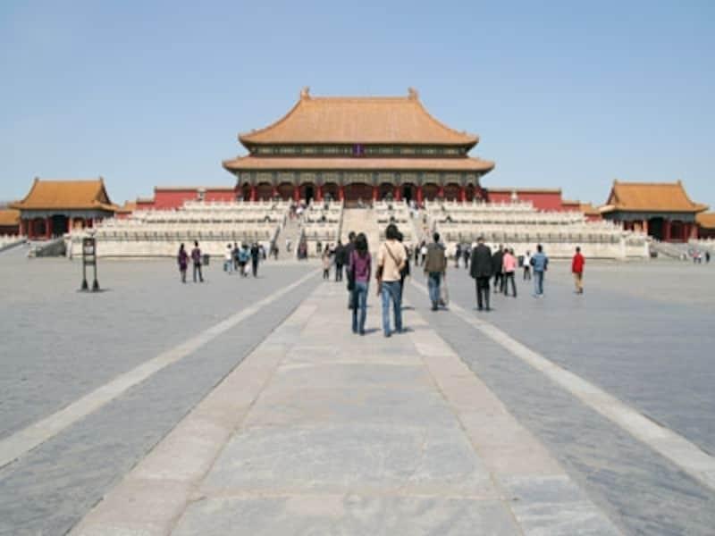 世界最大の皇宮・紫禁城