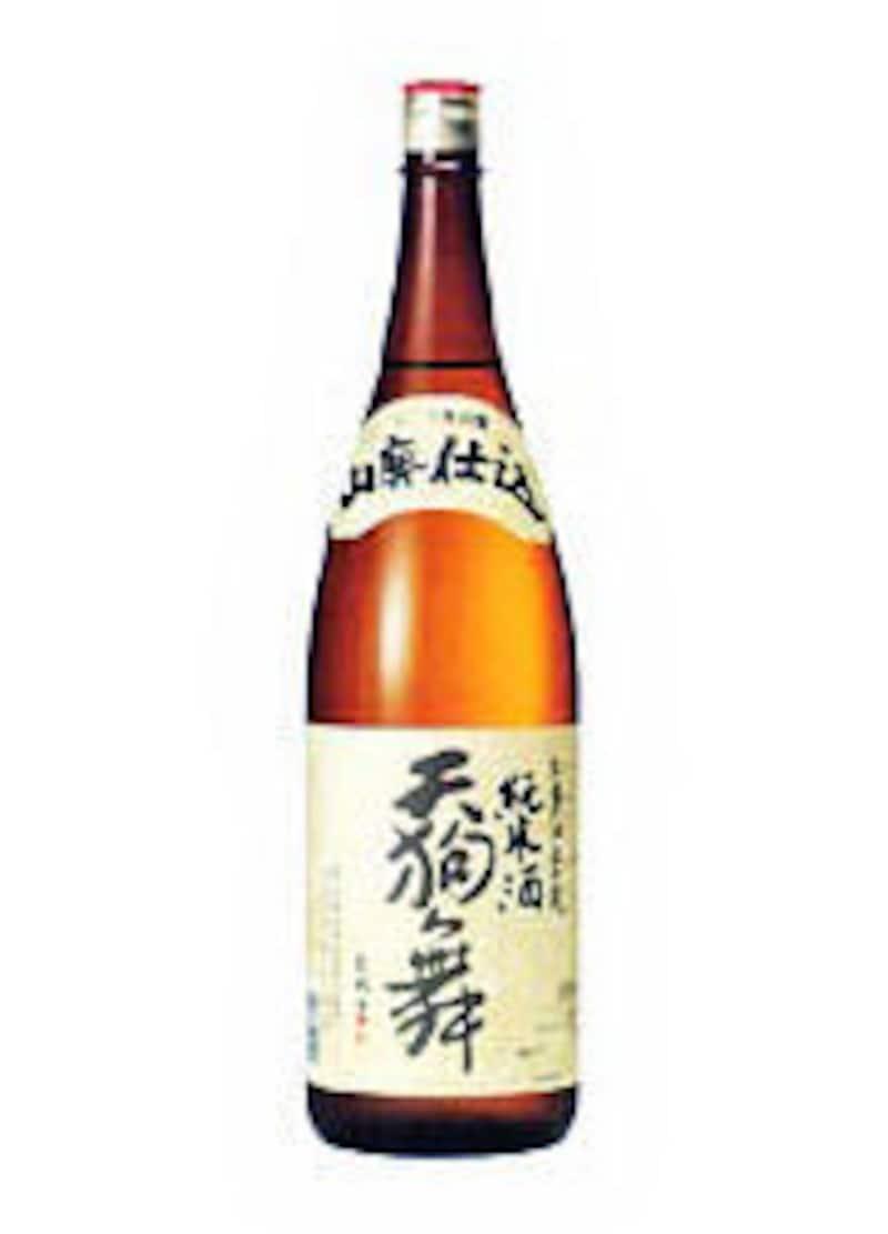 天狗舞 山廃仕込 純米酒