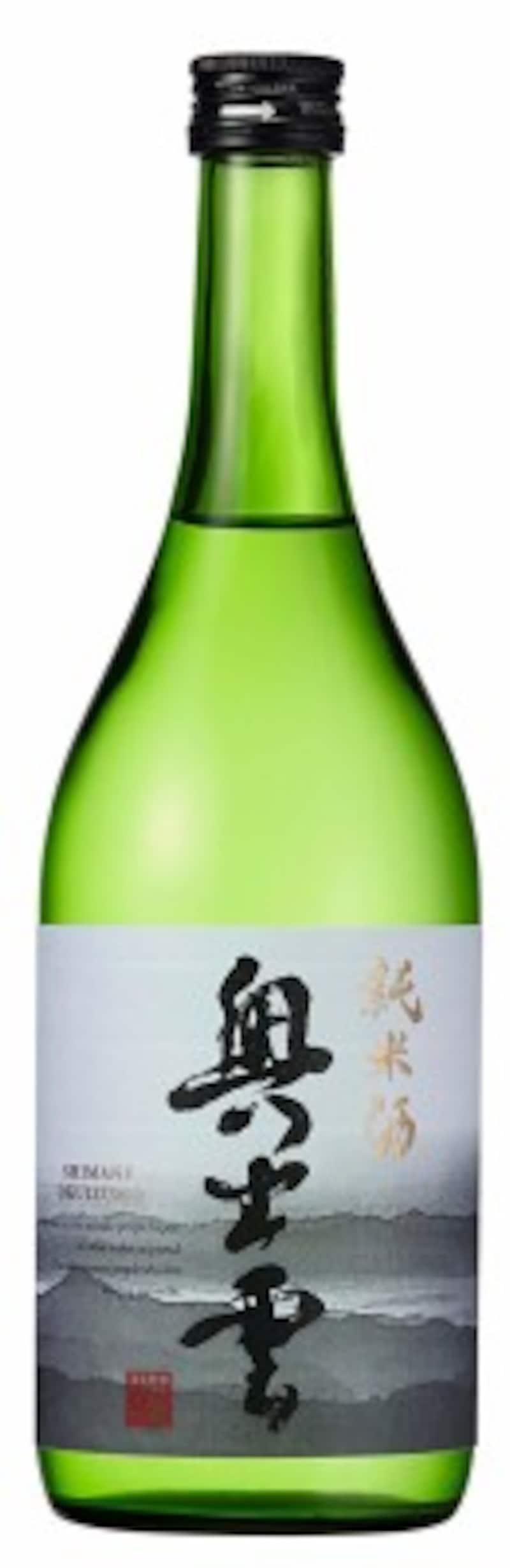 奥出雲純米/米の旨味が生きたコクの日本酒