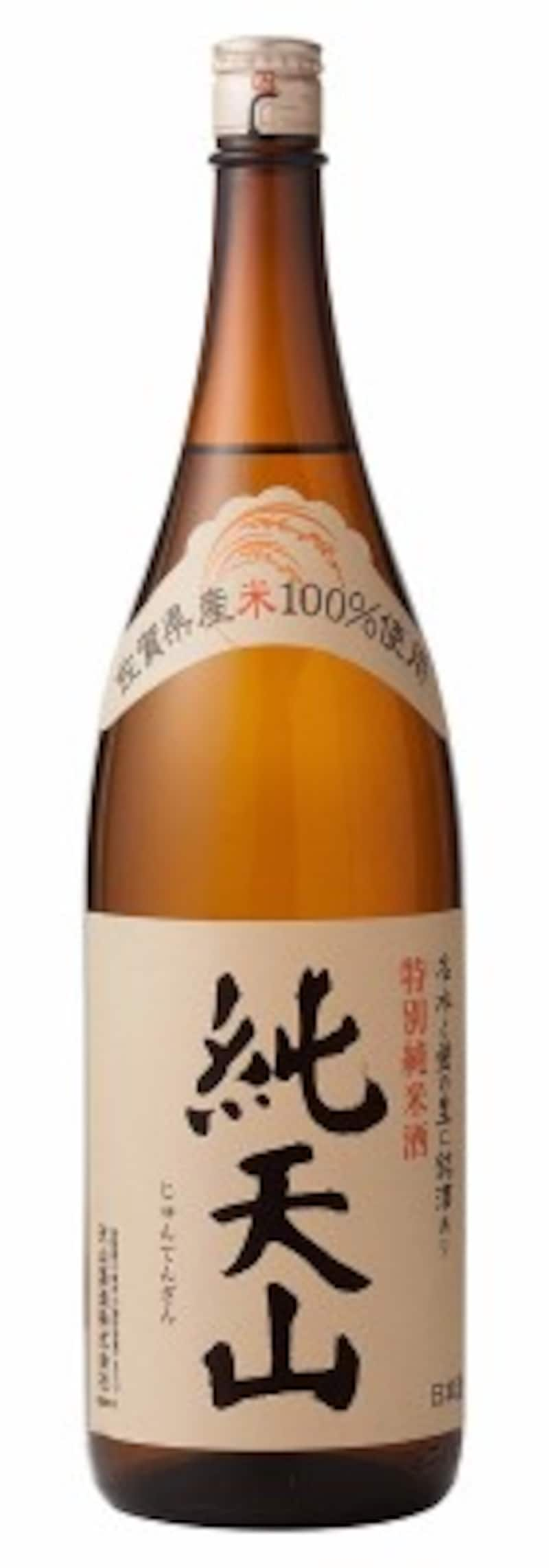 純天山 特別純米/米の旨味が活きた日本酒