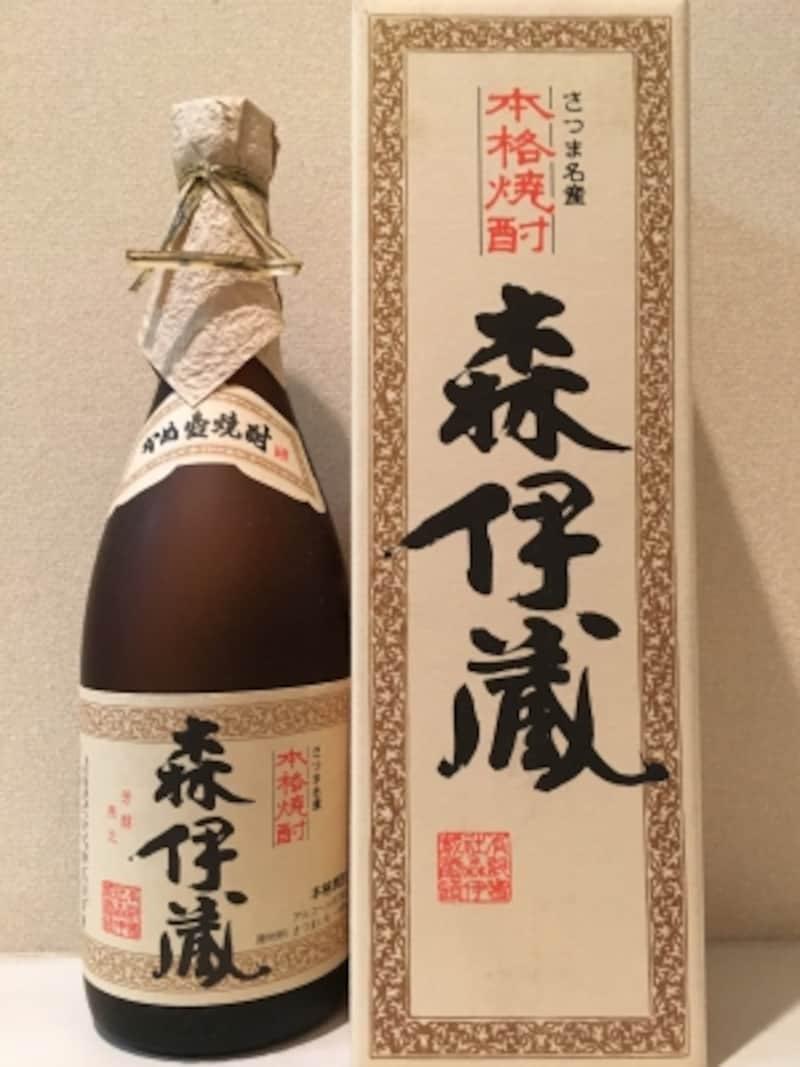 かめ壺焼酎undefined森伊蔵