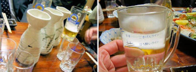美味しい水のお湯割りは焼酎の良さを実感できる飲み方