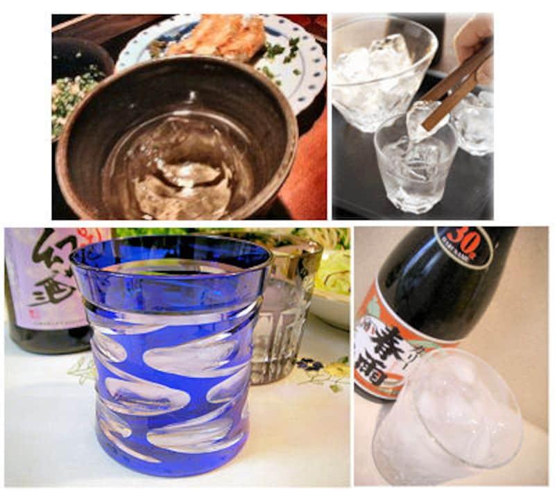 「美味しい氷」は、焼酎と合わせる最高の割りもの