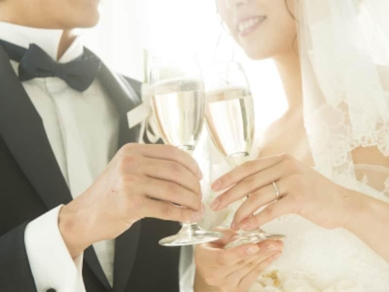 バツイチの結婚式はふたりの間での意見調整が必要