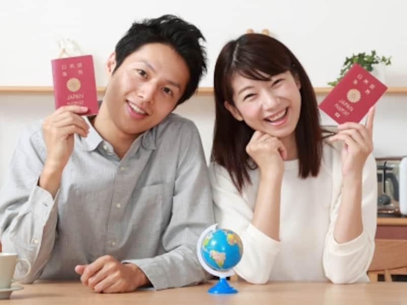 結婚したらパスポートはどうする?