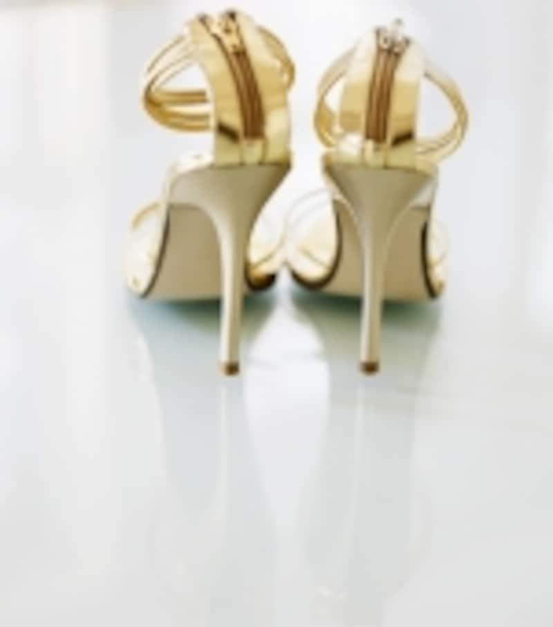 靴のデザインはどこまでOK?