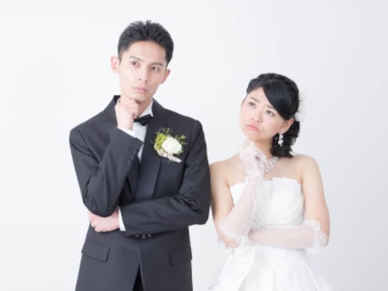 勝手にダメ出し、結婚式およばれNG服