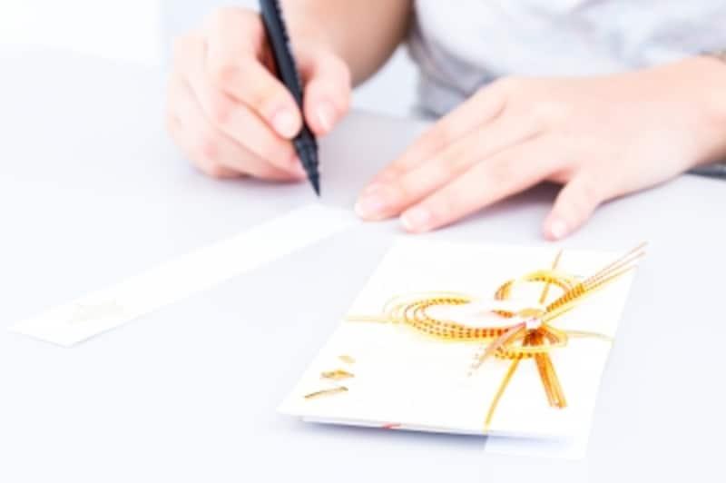結婚式に結成するとき、ご祝儀はどうする?
